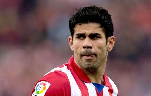 Диего Коста перешёл из«Челси» в«Атлетико»
