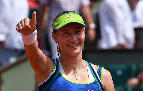 Русская теннисистка Макарова непробилась вполуфинал турнира WTA вУхане