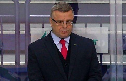 СМИ проинформировали обувольнении Захаркина споста основного тренера «Югры»