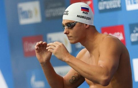 Русский пловец Морозов завоевал два золота наКМ вГонконге