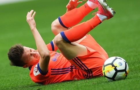 Головин получил частичное повреждение связок голеностопа в матче с'Уфой