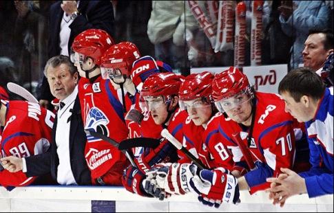 СКА разгромил «Локомотив» благодаря покеру Никиты Гусева
