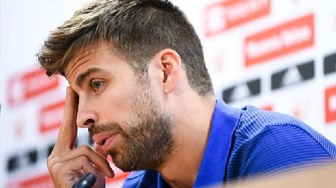 Футболисты сборной Испании поругались из-за референдума