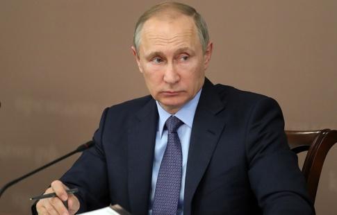 Отставание при подготовке объектов кЧМ-2018 неприемлемо - Владимир Путин