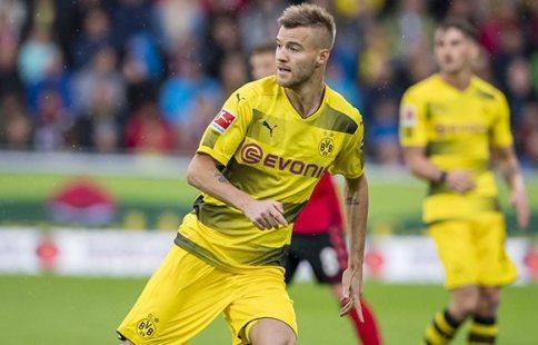 Украинский футболист Ярмоленко вошел вкоманду месяца чемпионата Германии