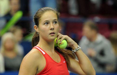 Касаткина вышла втретий круг турнира встолице Китая