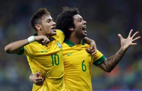 Сборная Бразилии будет размещаться вСочи вовремяЧМ