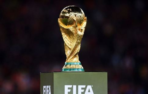 Кубок чемпионата мира пофутболу FIFA привезли вКалининград