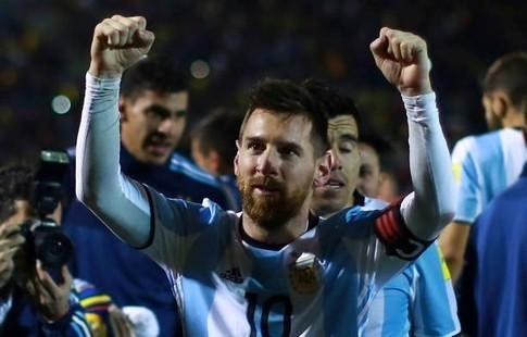 Хет-трик Месси вывел Аргентину вфинальную частьЧМ