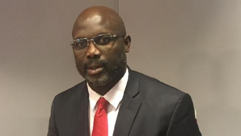 Лучший футболист 1995-ого года стал президентом Либерии
