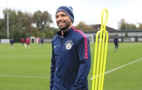 """Агуэро: «Подписать Месси— сложная задача для """"Манчестер Сити""""»"""