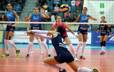 Столичное «Динамо» стало первым обладателем женского Суперкубка Российской Федерации поволейболу