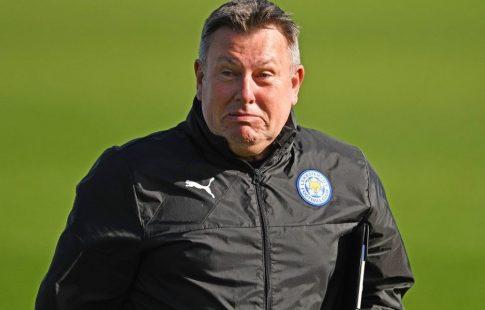 Шекспир покинул пост основного тренера футбольного клуба «Лестер»