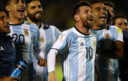 Сборные Российской Федерации иАргентины сыграют в«Лужниках»