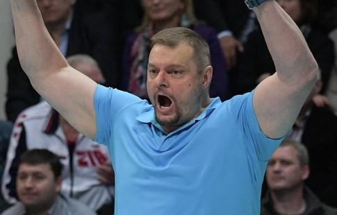 Волейболисты казанского «Зенита» победили «Кузбасс» вматче чемпионата РФ