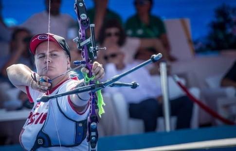 Россиянка Ксения Перова выиграла чемпионат мира пострельбе излука