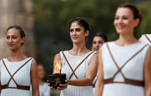Сегодня вГреции зажгут олимпийский огонь зимних Игр 2018