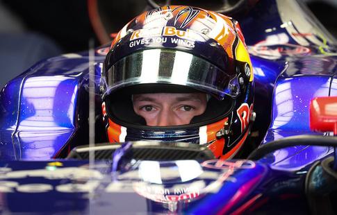 Русский пилот «Формулы-1» Квят исключен из«Ред Булл»