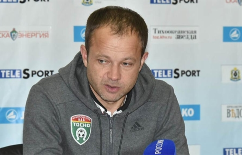 «Тосно» попенальти обыграл «Томь» ипродолжил борьбу заКубок Российской Федерации