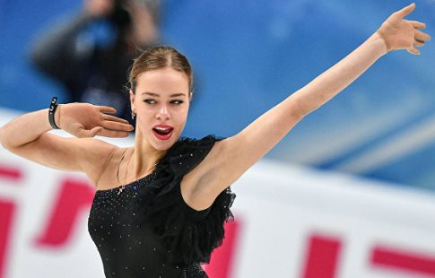 Русская фигуристка Сотскова заняла 2-ое место наГран-при Канады