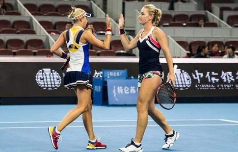 Бабош иГлавачкова выиграли Итоговый турнир WTA впарном разряде