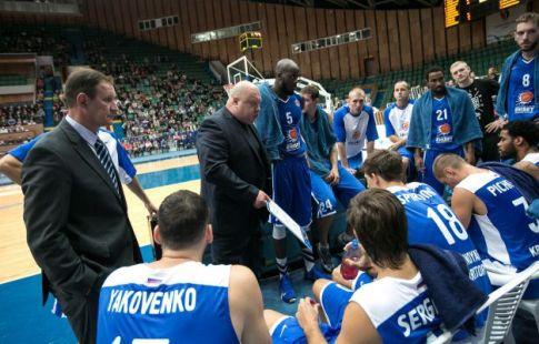 «Енисей» одержал вторую победу вбаскетбольной Лиге чемпионов, обыграв «Ювентус»