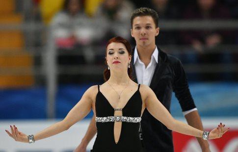 Боброва/Соловьев идут третьими после короткого танца наэтапе Гран-при вКитайской народной республике