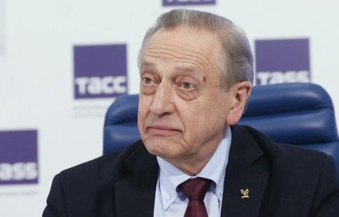 Горшков'Преждевременно делать выводы о форме Медведевой несмотря на падение