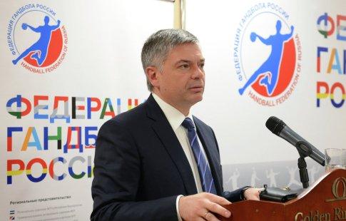 Жителя России недопустили довыборов висполком Международной федерации гандбола