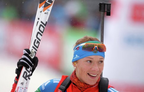 Биатлонистку Романову сегодня могут отнять серебра Олимпиады