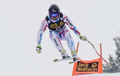 Французский горнолыжник Пуассон умер вовремя тренировки вКанаде