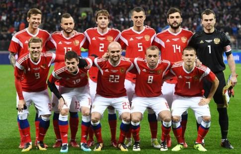 Футбол в россии с испанией