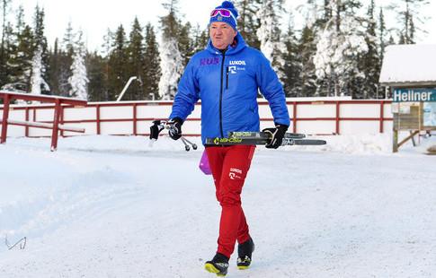 Лыжник Устюгов боится, что ему неразрешат выступить наОИ