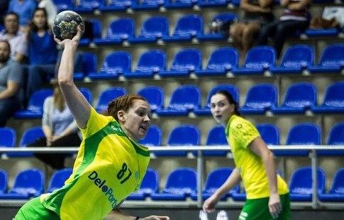 Гандболистки «Кубани» обыграли «Астраханочку» ивышли вгрупповой этап Кубка EHF
