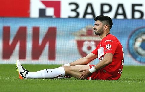 «Спартак» стал участником плей-офф юношеской Лиги УЕФА