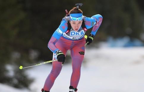 Биатлонистка Ульяна Кайшева одолела вспринте наэтапе Кубка IBU вШушене