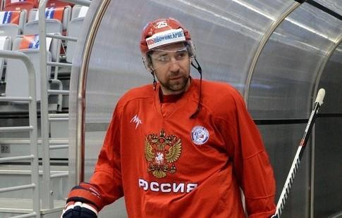 Данис Зарипов провел первую тренировку с«АкБарсом»