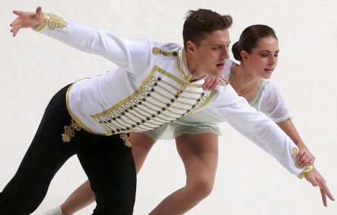 Русский фигурист Воронов квалифицировался вфинал серии Гран-при