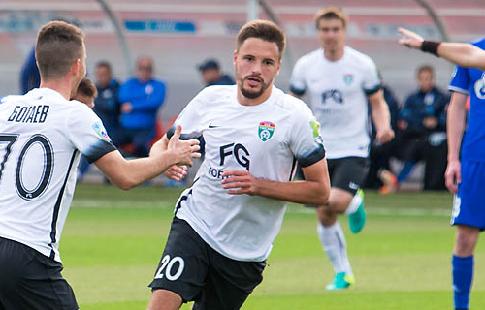 Хет-трик воспитанника «Зенита» Маркова принес «Тосно» волевую победу над «Арсеналом»
