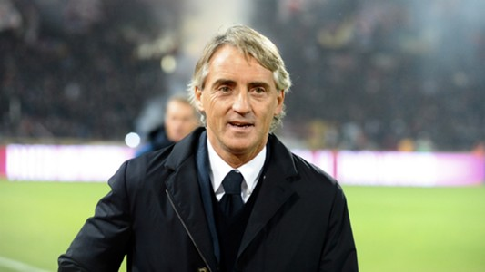 Манчини объявил ожелании возглавить сборную Италии пофутболу