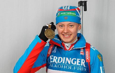 Вита Семеренко получит серебро Олимпийских игр вСочи