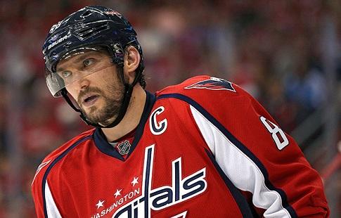 Александр Овечкин попал вТОП-20 наилучших снайперов НХЛ
