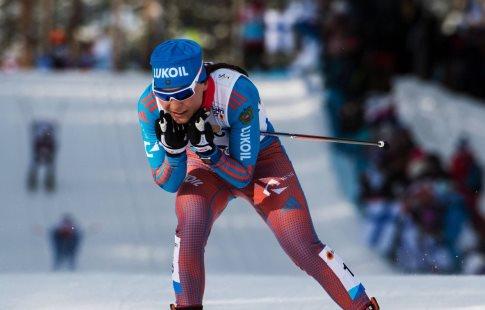Лыжные гонки в финляндии видео онлайн