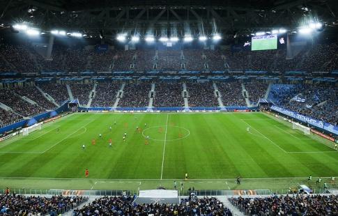 Смольный готов отдать стадион наКрестовском вконцессию «Зениту» на49 лет