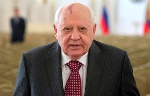 Горбачев оботстранении Российской Федерации отОлимпийских игр: «Это безобразие»
