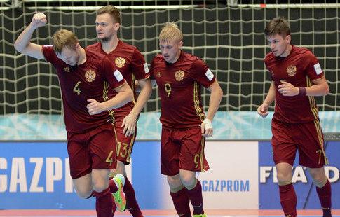 Мини-футбол: сборная Российской Федерации - 2-ая на«Турнире четырех наций»