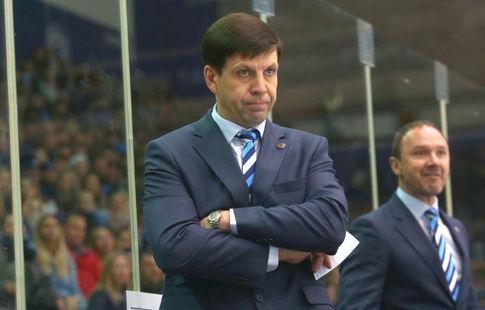 Хоккейная «Сибирь» поменяла основного тренера