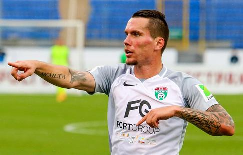 Липецкий футболист перешел в«Зенит»
