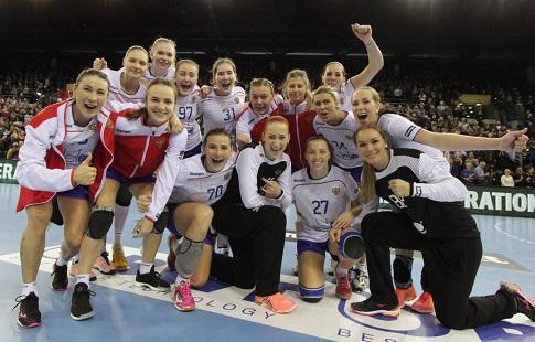 Сборная Норвегии стала конкурентом Российской Федерации в ¼ финалаЧМ погандболу