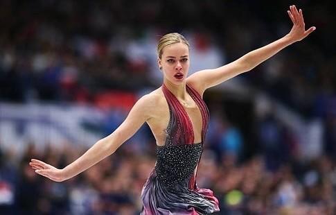Фигуристка Погорилая пропустит Олимпийские игры